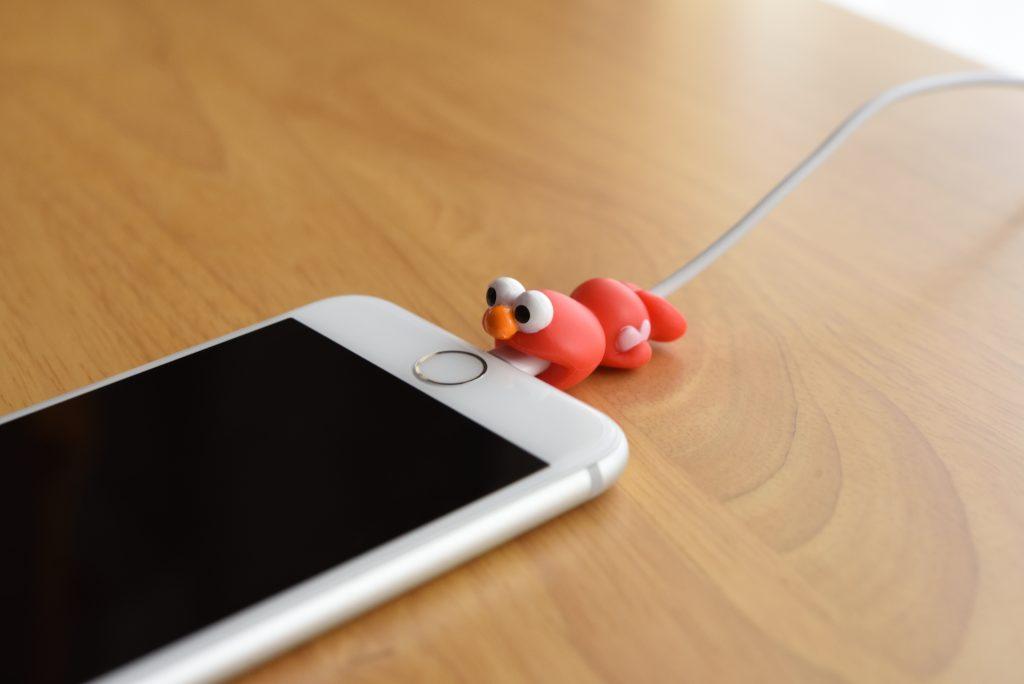 iPhone充電ケーブルの断線対策!...